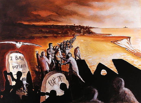 Paul Mitchell - Zombies Of Reculver