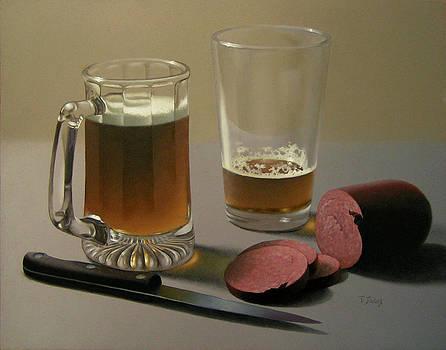 Zwei Bier Bitte by Timothy Jones