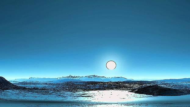 A Dancing Sun by Viveka Singh