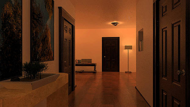 James Barnes -  A Hallway to Ingress