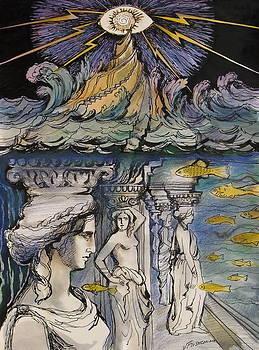 Atlantida by Valentina Plishchina