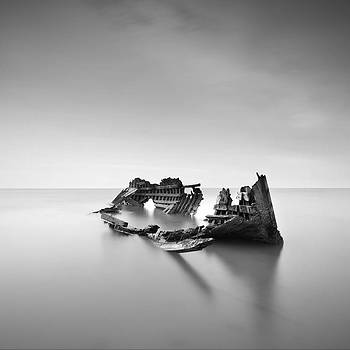Boat Out Of Order by Teerapat Pattanasoponpong