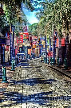 Entering Front Street by Arnie Goldstein
