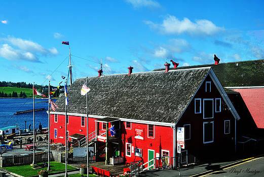 Daryl Macintyre -  Fisheries Museum of the Atlantic