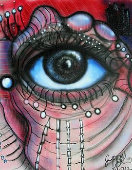 Jon Baldwin  Art -  I C U