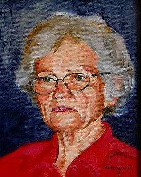 In memoriam my mother-in-law by Joe Tiszai