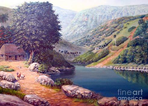 La sierra by Makam  art