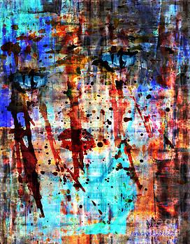 Pain by Fania Simon