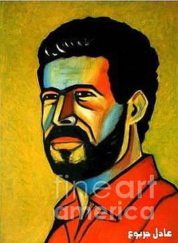 Portrait by Adel Jarbou