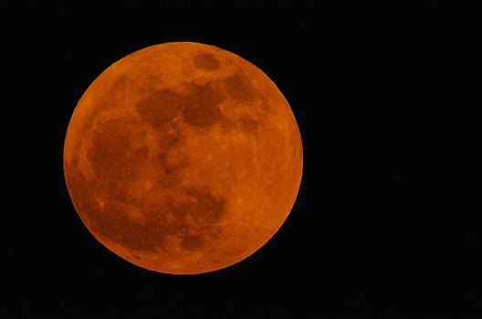 Super Moon 2012 by Dick Todd