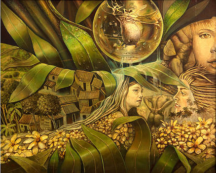 The Flood by Makam  art