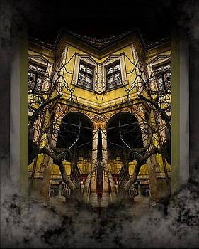 The spirit of Old Plovdiv by Zvetan Mumdgiev
