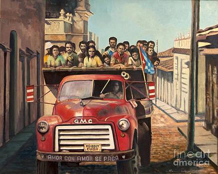 The Truck by Makam  art