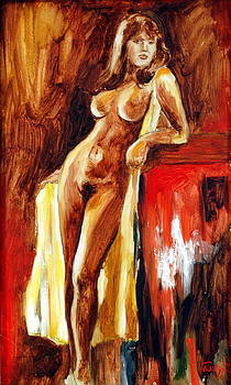 Twenty minutes nude by Joe Tiszai