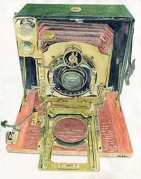 1908 Ernemann box camera by Gary Roderer