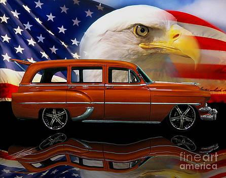 Peter Piatt - 1954 War Wagon