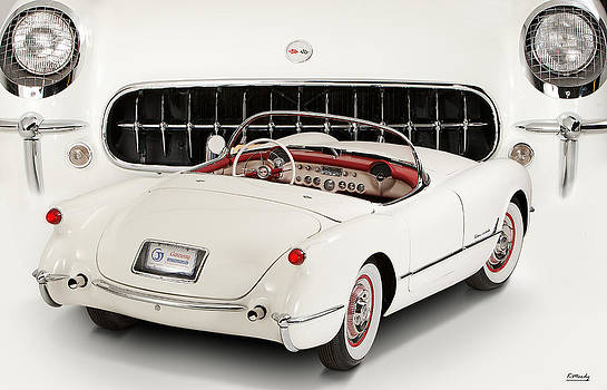 54 Chevrolet Corvette by Kevin Moody