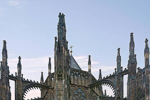 Christine Till - A Forest of Spires - St Vitus Cathedral Prague
