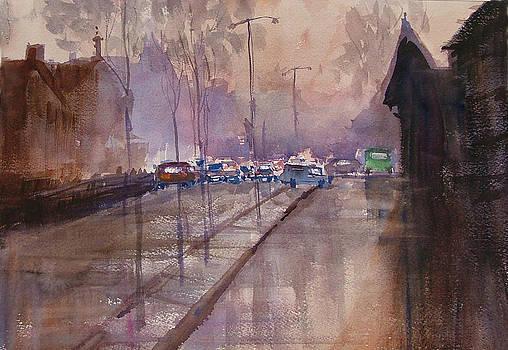 After the rain by Heidi Patricio-Nadon