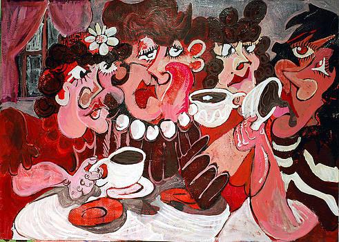 Jame Hayes - Afternoon Tea
