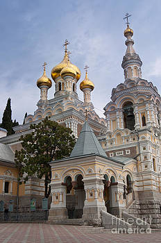 Alexander Nevski church by Andrew  Michael