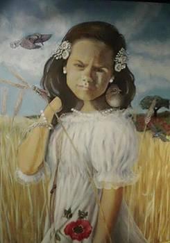 Ana by Maria Elena Gonzalez