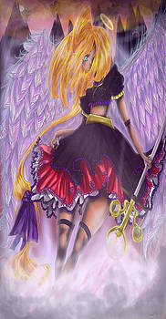 Angel Queen by Quinetta Middlebrooks