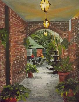 Another side of New Orleans  by Al Fonollosa