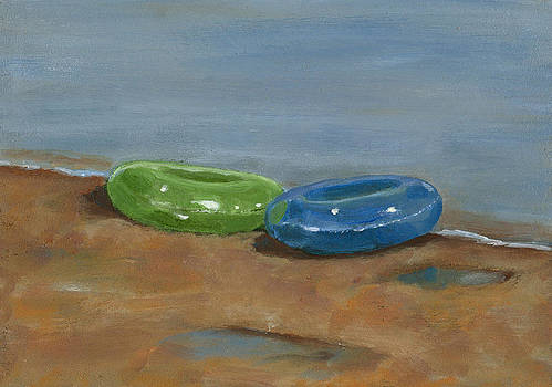 Joyce Geleynse - At The Beach