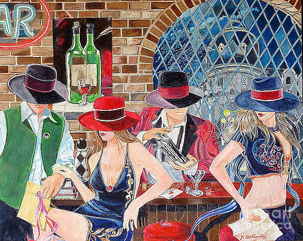 Bar by Kostas Dendrinos