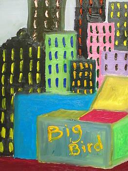 Big bird by Forrest Kelley