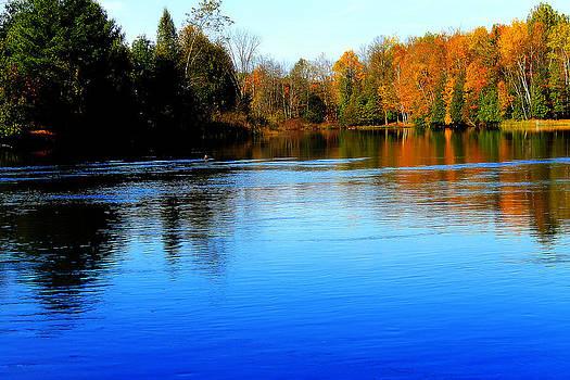 Scott Hovind - Blue Lake