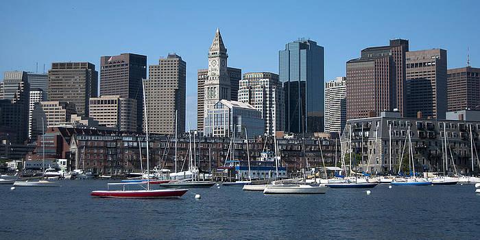 Boston by Peggie Strachan