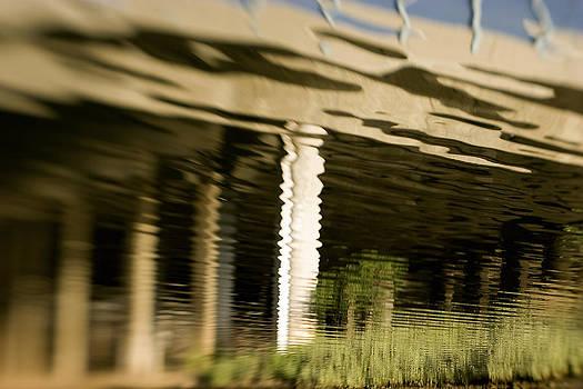 Isaac Silman - Bridge Reflection