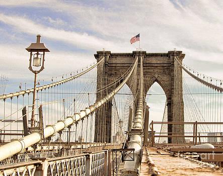 Chuck Kuhn - Brooklyn Bridge I