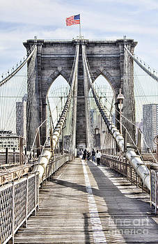 Chuck Kuhn - Brooklyn Bridge II