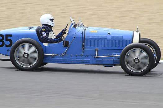 Noel Elliot - Bugatti T35C