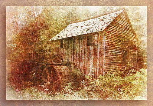 Cade's Grist Mill by Barry Jones
