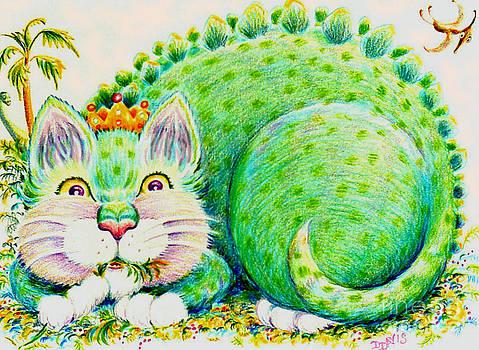 Catasaurus Rex by Dee Davis