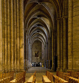 Cathedral of Chartres by Frits Selier