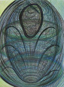 Celestial Power by Elena Soldatkina