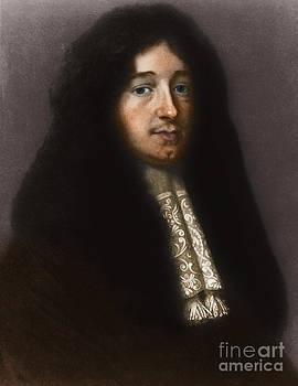 Photo Researchers - Christiaan Huygens, Dutch Polymath