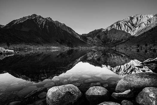 Convict Lake Reflection by Jim Ross