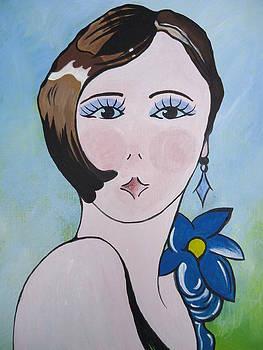 Deco Darling by Leslie Manley