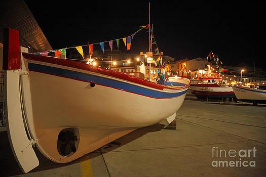 Gaspar Avila - Decorated fishing boats