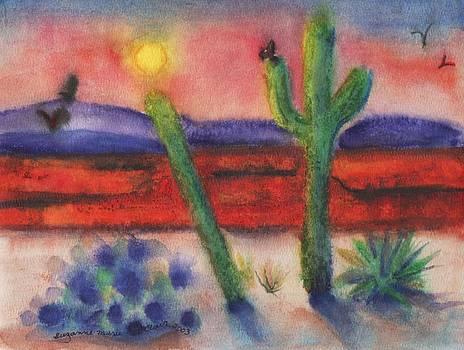 Suzanne  Marie Leclair - Desert