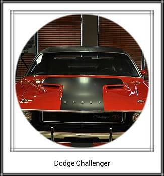 Daryl Macintyre - Dodge Challenger