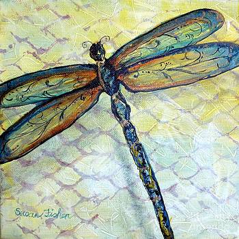 Dragonfly Dancer by Susan Fisher
