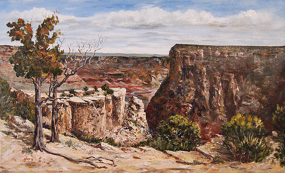 Easter on the Edge by George Richardson