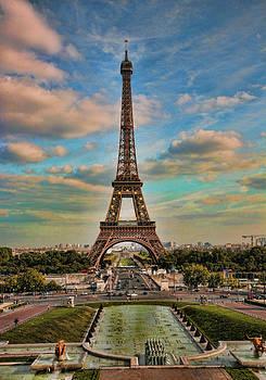 Chuck Kuhn - Eiffel Tower V